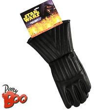 Darth Vader Kids Guanti STAR WARS Ragazzi Costume MOVIE Halloween Costume Access