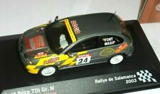 car 1/43 ALTAYA by IXO SEAT IBIZA TDI GR.N #24 R.SALAMANCA'03 FONT/MASIP NEW BOX