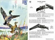 Abercrombie & Fitch Firearms & Sports 1938 Catalog