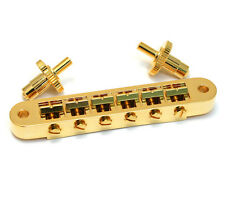 Grover Gold Nashville Tune-O-Matic Bridge for USA Gibson Les Paul/SG® 520G