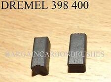 CARBON BRUSHES FOR DREMEL POWER TOOLS 398 400 REPAIR PART 2 610 907 940 PAIR -A2