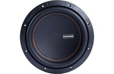 "Memphis Audio 15-M612D4 M6 Series 12"" 4-ohm Dual Voice Coil Comp Subwoofer *NEW"