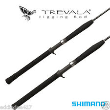 "Shimano Trevala Butterfly Jigging Casting Rod TVC66M 6'6"" Medium 1pc"