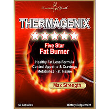 FAST EXTRA STRONG FAT BURNER WEIGHT LOSS DIET SLIMMING PILLS  THERMAGENIX 1200mg