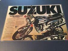 SUZUKI RE5 ROTARY  Schlüsselring aus Metall motorradd