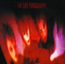 THE CURE PORNOGRAPHY DELUXE 2 CD EDITION (Released May 2005)