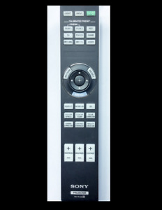 The new Sony Projector Remote Control English version of the RM-PJ28