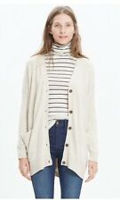 Madewell Oversized Long Cardigan Sweater, Slouchy, L, £95 Net-a-Porter