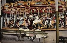 Boblo Bob-lo Bob lo Island amusement park Amherstburg Merry Go Round