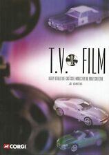 Catalogue Corgi Toys 2003 - TV et  Film - Catalog Car