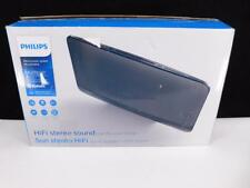 Philips BTM2460 Mini Stereoanlage Bluetooth CD MP3 USB 20 Watt schwarz