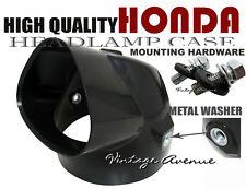 HONDA S90 SS50 CS50 CF50 CF70 CL70 SL90 HEAD LIGHT CASE HOUSING *MATT BLACK* [V]