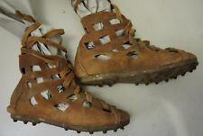 Leather Roman Caligae Hobnail Jesus gladiator Shoes SCA JOHN CARTER Movie Prop 7