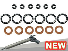 6x FUEL DIESEL INJECTOR REPAIR SET SEAL KIT FOR AUDI A4 B7 8E A6 C6 4F 3.0 TDI