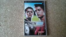 Pro Evolution Soccer 2008 (Sony PSP, 2008) - European Version
