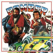 BOMBER ~ Guido & Maurizio De Angelis/Bud Spencer CD
