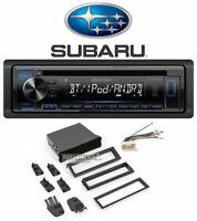 Kenwood KDC-BT23 Single DIN In-Dash Receiver w/ Bluetooth For 03-05 Subaru Baja