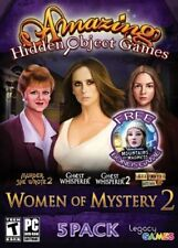 Women of Mystery 2 (Amazing Hidden Object Games) PC New (SF-0079 / SF-67)