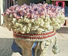 ASHETU  PRESTIGE, HAT  ONE OF A KIND,  Traditional  Cameroon    ANTIQUE