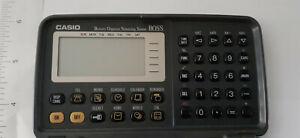 1 x Casio B.O.S.S. PDA - 64kb Digital Diary SF5300