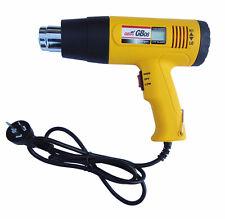 1800w 60HZ Hot Air Blow Gun 220V-240V Electronic Digital Thermostat Foil Tools
