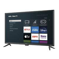 "32"" Class Smart HD LED TV ROKU 720P Grade A  Hdmi Black 60hz Refresh Rate"