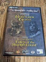 Baldur S Gate 1 Y Cuentos De La Espada Costa Add On De Expansion