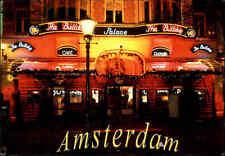 AMSTERDAM Bulldog Cafe bei Nacht by Night Kneipe Restaurant Niederlande Holland