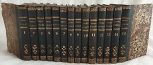 STORIA D'ITALIA CONTINUATA DA QUELLA DEL GUICCIARDINI CARLO BOTTA 1832 INCIS