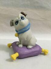 VTG DISNEY Percy Pug Porcelain FIGURINE Pocahontas Dog