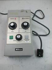 Nikon Automatic & Manual Film Advance Expose Speed Asa Controller Vintage