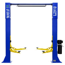 9,000 LBS OVER HEAD L2910 Two Post Lift Car Auto Truck Hoist 220V FREE SHIPPING