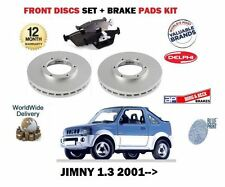 PD01KF1394 EBC Front OE//OEM Replacement Brake Discs and Greenstuff Pads Kit