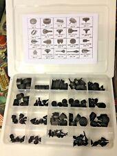 Master Rubber Bumper Kit GMC Trunk Hood License Plate Gas Door Cowl NOS Safari