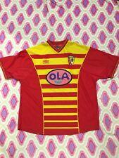 T-shirt  Match Worn FC Lens Original Football France FC Lens 1998