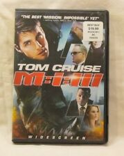 Mission Impossible - MI III - Tom Cruise - DVD zone1 NTSC