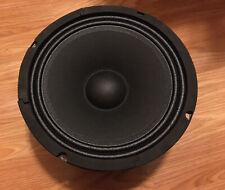 10� Inch Bass Guitar Speaker - Vht Redline - 8ohm 100Watt