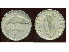 IRLANDE  1 florin 1966  ANM