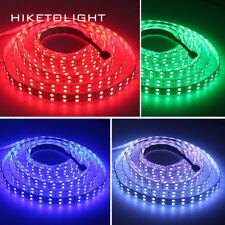 5M DC12V Double Row 5050 120LEDs/M RGB Warm White Flexible LED Strip Light Home