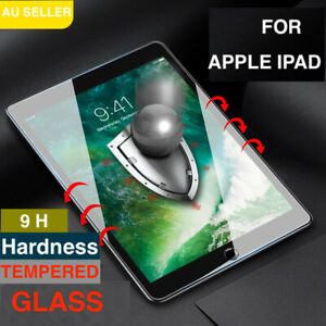 """For Apple iPad 7th 8th 9th Gen 10.2"""" Tempered Glass Screen Protector"""