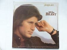 MIKE BRANT Disque d or 2C070 7017