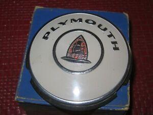 NOS Mopar 1946-1948 Plymouth horn button , last one