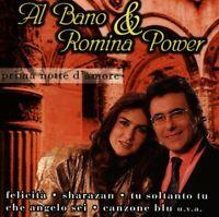 "AL BANO & ROMINA POWER ""PRIMA NOTTE..."" CD NEUWARE!!!!!"