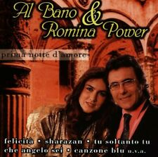 "AL BANO & ROMINA POWER ""PRIMA NOTTE..."" CD NEUWARE!!!!!"