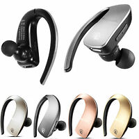 Noise Cancelling Wireless Bluetooth Headphones Headset Earbud for Samsung iPhone