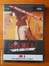 DVD MAFIA - DVD Nº 5 - LOS SEÑORES DEL CRIMEN (A4)