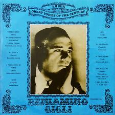Beniamino Gigli  - Great Voices Of The Century Vol 2