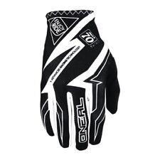O'Neal Racing Matrix Gloves Black/White Size: 8 NEW