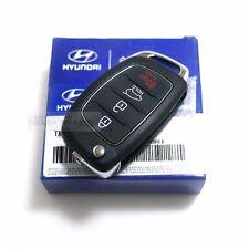 OEM Keyless Entry Fob Key Remote Control 954302W000 For HYUNDAI 13-15 Santa Fe
