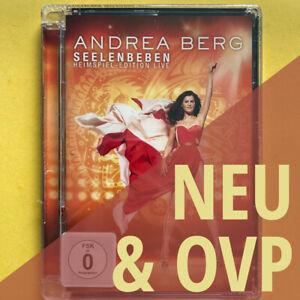 Andrea Berg - Seelenbeben - Heimspiel Edition Live Konzert - DVD NEU & OVP